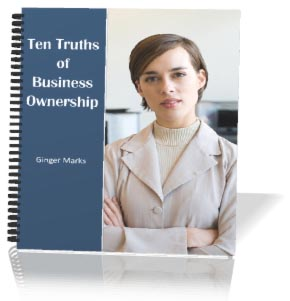 10 Truths of Business Ownership book cover